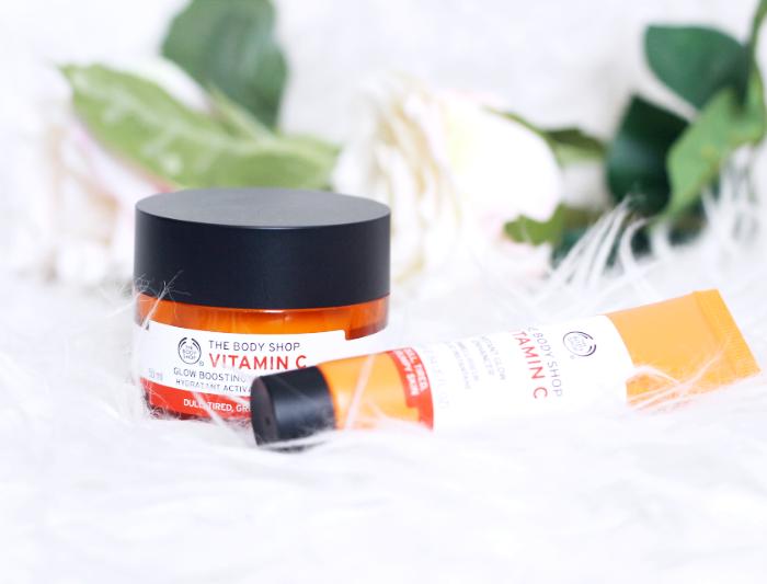 Vitamine C boost voor je huid!