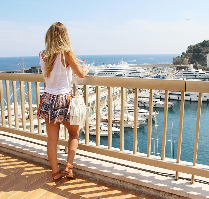 Kisses from Monaco