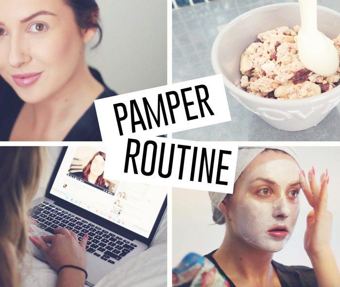 Mijn pamper routine (tijdens menstruatie)