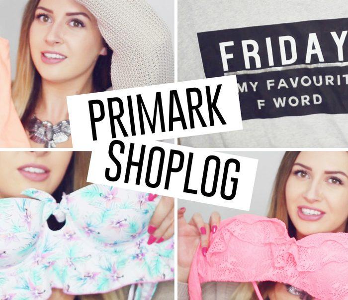 Primark shoplog!