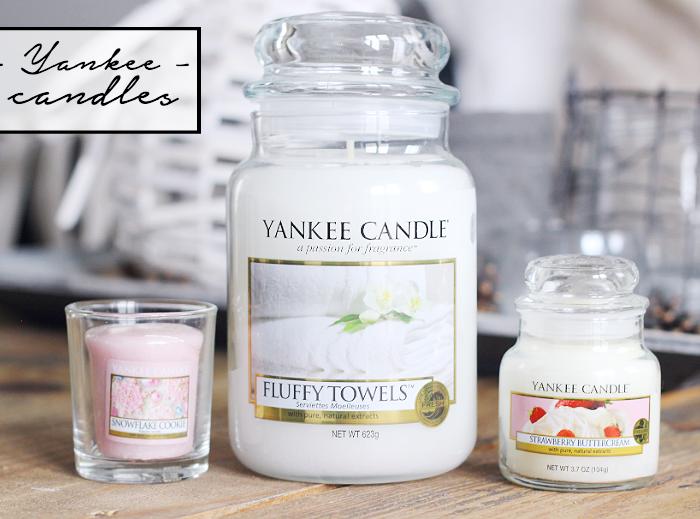 Favorites | Yankee Candles