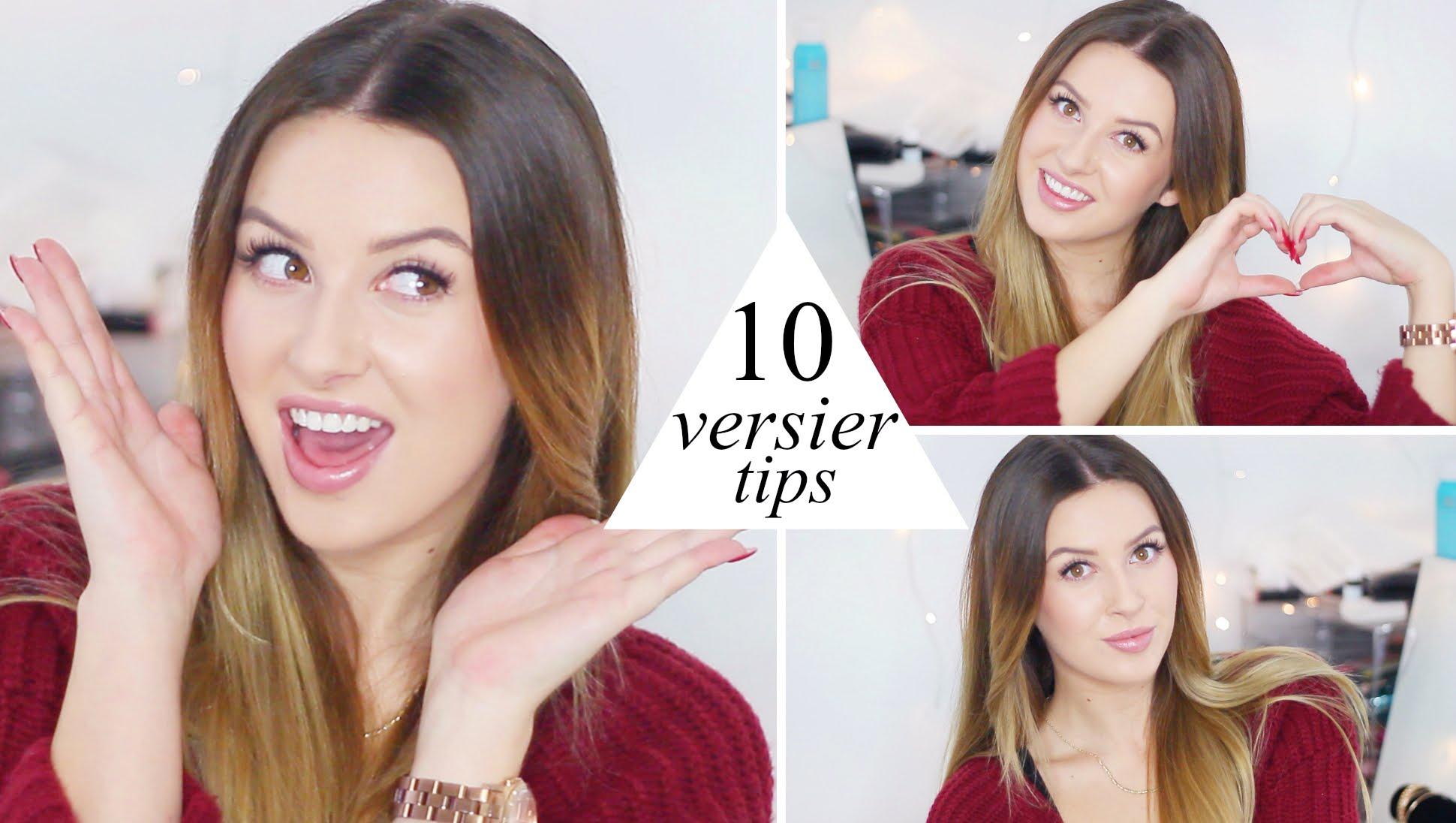 10 Versiertips | Do's & don'ts!