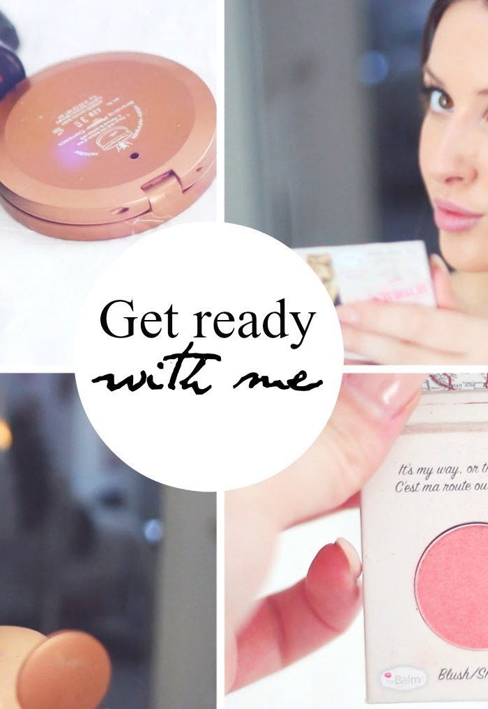 Get ready with me!