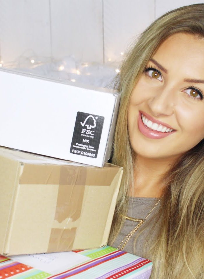 Grote unboxing video!