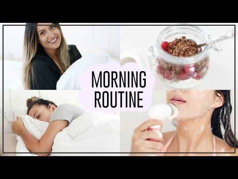 MORNING ROUTINE 2016