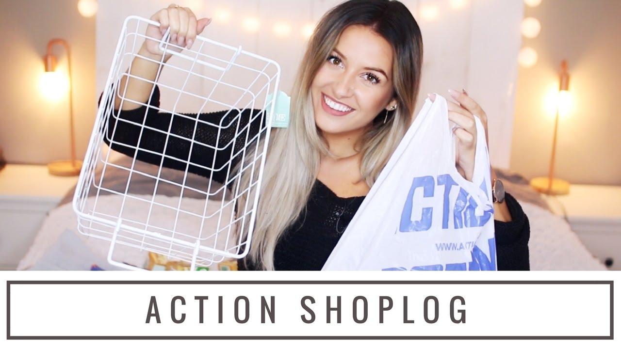 Action shoplog november
